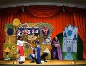 Hófehérke és a hét törpe – online közvetítés a Csili színpadáról