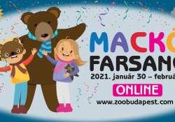 Jön a Mackófarsang online!