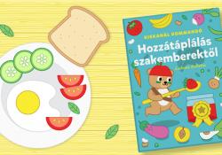 Ingyenes tájékoztató füzet a gyerekek táplálásáról