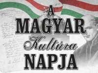 Programajánló a Magyar kultúra napjára. Mit csinálsz január 22-én?